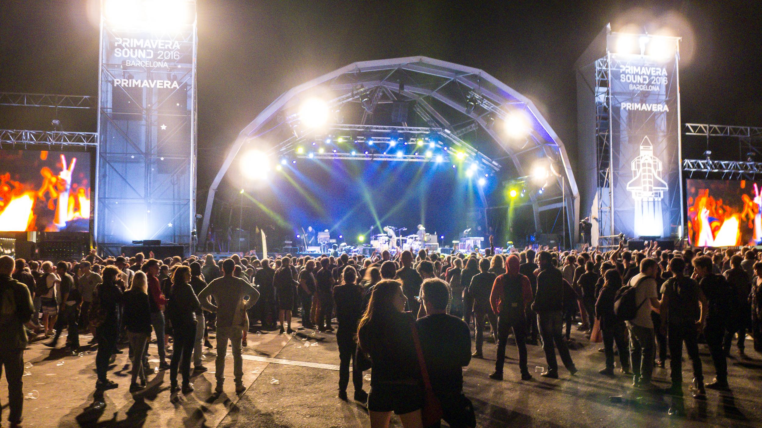 Primavera Sound Festival 2016