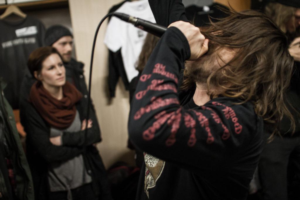 Hanns-Martin Slayer, Die Negation + The Great Beyond