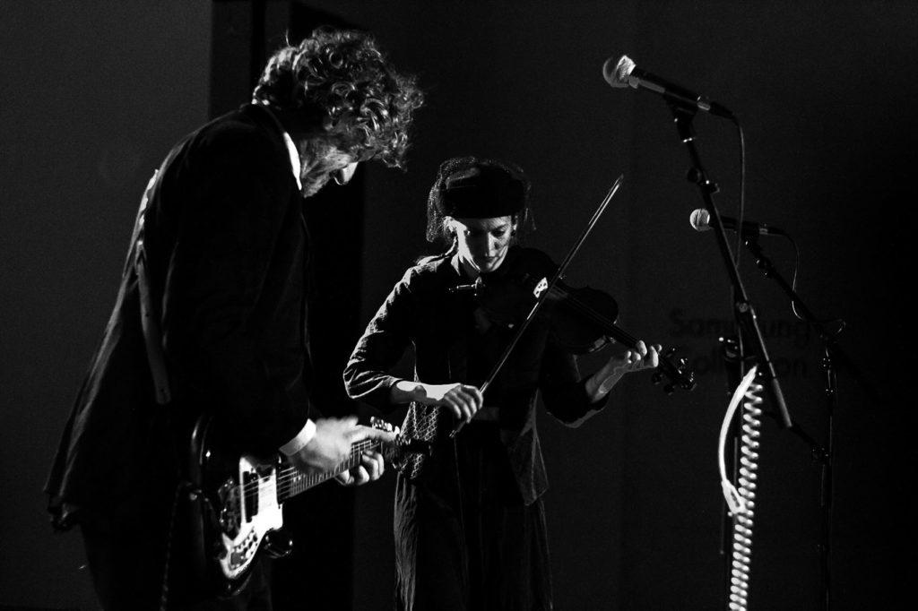 Dead Brothers, Tom Holliston + Selina Martin