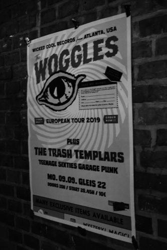 Woggles + Trash Templars