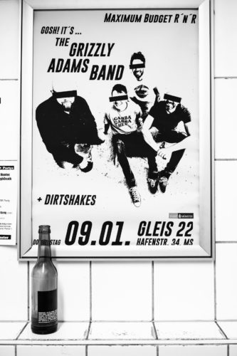 Grizzly Adams Band + Dirtshakes